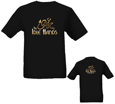 The Idle Hands T-Shirt